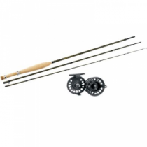 Cabela's CGR/Prestige Plus Fly Rod and Reel Combo