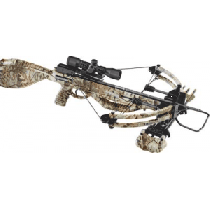 Parker Crossbows Thunder Hawk Crossbow Package - Red