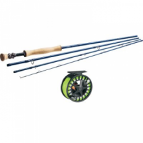 Cabela's Atoll/WLx Fly Combo