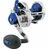 Daiwa Saltiga Lever-Drag Two-Speed Conventional Reel - Stainless