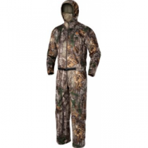 Scent-Lok ScentLok Men's Savanna Quickstrike Coveralls - Realtree Xtra 'Camouflage' (MEDIUM)