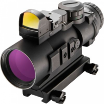 BURRIS AR Prism Sight with FastFire II Kit - Clear