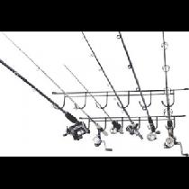 Rack 'Em Six-Rod Ceiling Rack
