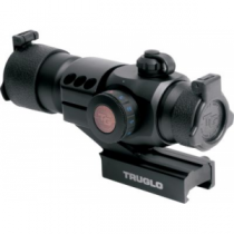 Truglo TG8230B 30mm Red-Dot Three-Color Sight - Red