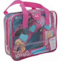Shakespeare Barbie Purse Spincast Kit - Clear, Freshwater Fishing