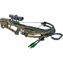 BARNETT Quad Edge S Crossbow Package Camo
