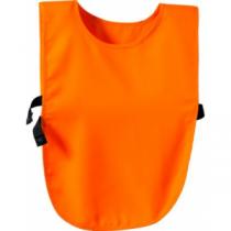 Zeek Men's Compact Blaze Vest 'Orange' (ONE SIZE FITS MOST)