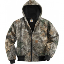 Carhartt Men's Thermal Lined Active Jacket Tall - Realtree Xtra 'Camouflage' (2XL)