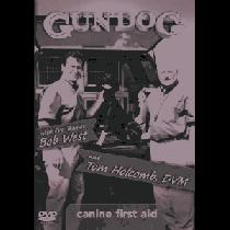 Gun Dog Canine First Aid DVD