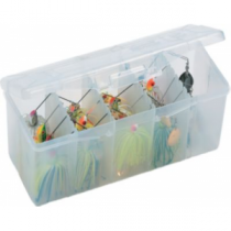 Plano 3504 Spinnerbait/Worm Utility Box