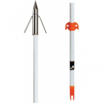 Cabela's Raider Pro Bowfishing Arrow with Big-Head Point