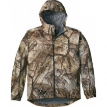 Cabela's Instinct Men's Backcountry Ultra-Pack Rain Jacket - Zonz Backcountry 'Camouflage' (2XL)