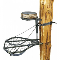 Hawk Combat Hang-On Treestand Mud Finish Camo