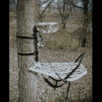 Muddy The Hunter Hang-On Treestand - Orange