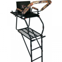 X-Stand Treestands The Onyx 17-ft. Ladder Stand