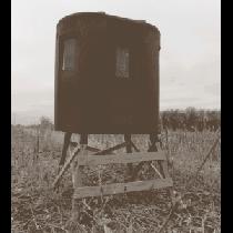 Banks Outdoors The Stump 2 Deer Hunting Blind