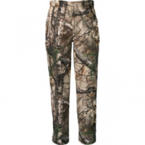 Scent-Lok ScentLok Men's Vortex Windproof Fleece Pants - Realtree Xtra 'Camouflage' (LARGE)