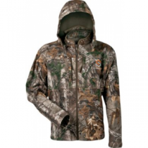 Scent-Lok ScentLok Men's Head Hunter Storm Jacket - Black (LARGE)