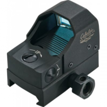 Cabela's Tactical Reflex Sight with Rear Facing Brightness Control - Red