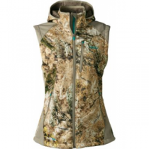 8ddc2dc759dc6 CABELA'S Women's OutfitHER Vest with 4MOST Windshear - Zonz Western  'Camouflage' (SMALL)