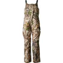 cbff465a76416 Cabela's Women's OutfitHER Insulated Bibs with 4MOST DRY-Plus - Zonz  Woodlands 'Camouflage'