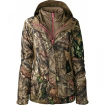2a52a4c0a47b5 Cabela's Herter's Women's Insulated 4-1 Parka - Mossy Oak Country (Small)