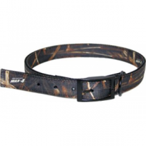 Hard Core Realtree MAX-4 Dog Collar - Camo (20 INCH)