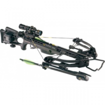 TenPoint Refurbished Tactical XLT Crossbow with ACUdraw - Black