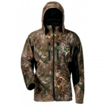 Bone Collector Men's Game Changer Heavyweight Jacket - Realtree Xtra 'Camouflage' (LARGE)