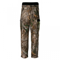 Bone Collector Men's Game Changer Heavyweight Pants - Realtree Xtra 'Camouflage' (LARGE)