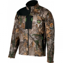 Bone Collector Men's Bonafide Softshell Jacket - Realtree Xtra 'Camouflage' (XL)