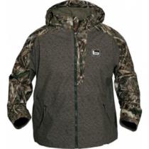 BANDED Men's Tule Lake Full-Zip Jacket - Realtree Max-5 (MEDIUM)