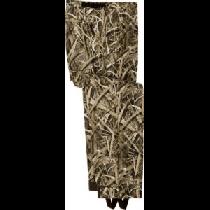 Drake Men's MST Jean-Cut Wader Pants - Mo Shdw Grass Blades 'Camouflage' (MEDIUM)