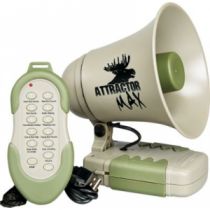 Johnny Stewart Attractor Max Moose Call with Remote