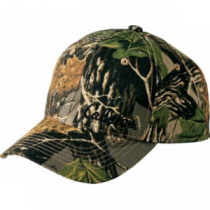 Cabela's Youth Twill Back Camo Cap - Seclusion 3-D (ONE SIZE FITS ALL)