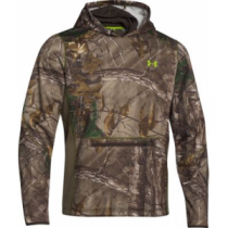 Under Armour Men's Scent Control Armour Fleece Ninja Hoodie - Realtree Xtra 'Camouflage' (2XL)