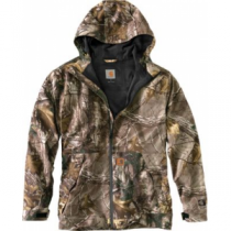 Carhartt Men's Camo Force Equator Jacket - Realtree Xtra 'Camouflage' (LARGE)