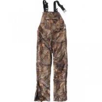 Carhartt Men's Shoreline Waterproof Bibs - Realtree Xtra 'Camouflage' (2XL)