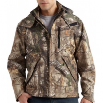 Carhartt Shoreline Jacket Tall - Realtree Xtra 'Camouflage' (LARGE)