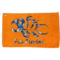 Fin-Finder Hand Towel