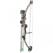 Genesis GenX Lost Camo Compound Bow Package