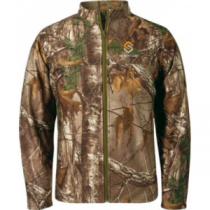 Scent-Lok ScentLok Men's Midweight Jacket - Realtree Xtra 'Camouflage' (LARGE)