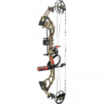 PSE Bow Madness 32 RTS Camo Bow Package