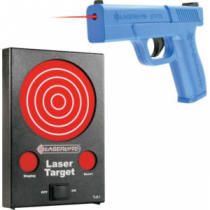 LaserLyte Laser Bull's-Eye Kit (BULLSEYE KIT)