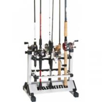 KastKing Fold-Flat 12-Rod Rack