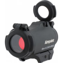 Aimpoint Standard H-2 Red-Dot Sight - Clear (H2 4MOA)