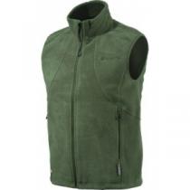 Beretta Men's Lightweight Polartec Active Track Vest - Black (XL)