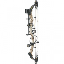 Cabela's Influence Compound Bow Package Camo
