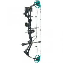 Cabela's Influence Compound Bow Package Black/Teal